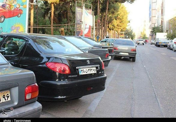 در تهران چند جای پارک خودرو وجود دارد؟