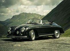 بازسازی پورشه 356 کلاسیک با موتور برقی