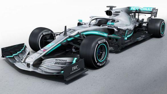 فرمول یک/ خودروی فصل 2019 تیم مرسدس رونمایی شد