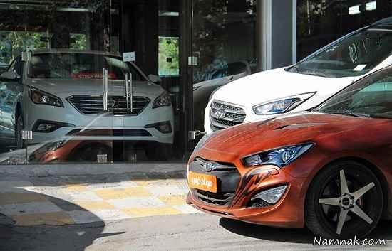 بازار خودروهای کارکرده وارداتی داغ شد