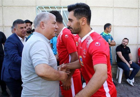 واکنش علی پروین به ناز کردن بازیکنان برای پرسپولیس