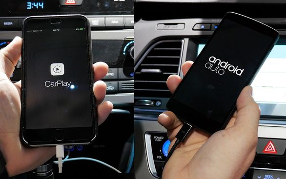 جنگ خودرویی اپل و گوگل