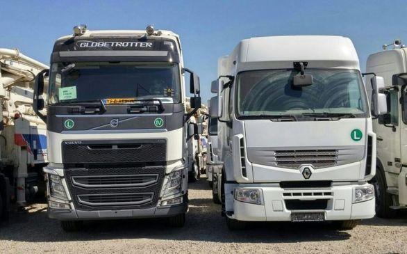 خبرهای خوب برای کامیون داران