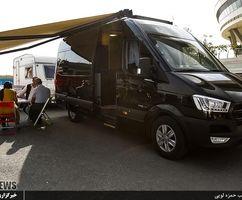 نمایشگاه خودروهای آفرود و سفری در برج میلاد