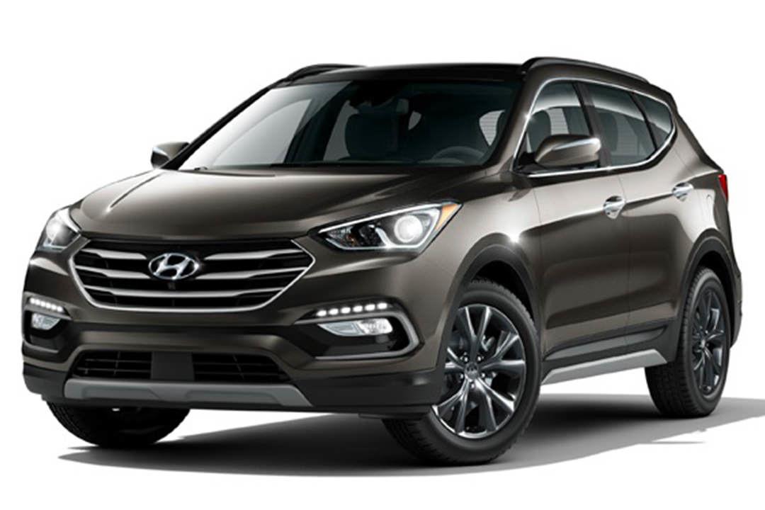 Hyundai Santa Fe / هیوندای سانتافه