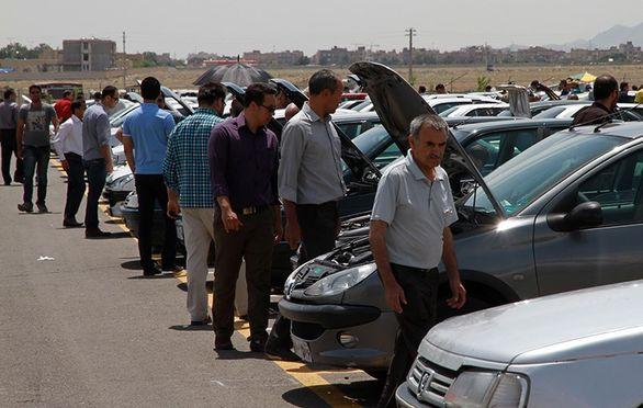 بازار خودرو به آرامش رسید + آخرین قیمت ها