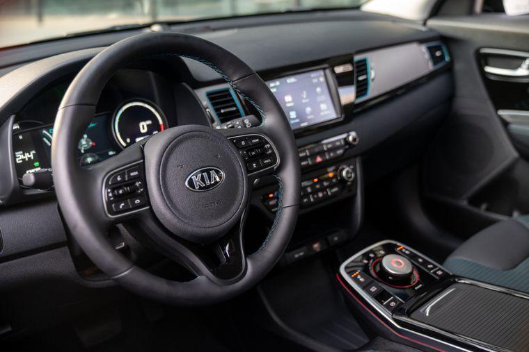 کراس اوور برقی کیا E-Niro، خودرویی خانوادگی با کمترین هزینه