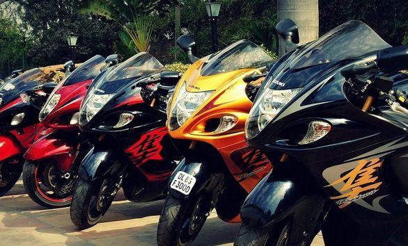 قیمت انواع موتورسیکلت لوکس در بازار   شهریور 99
