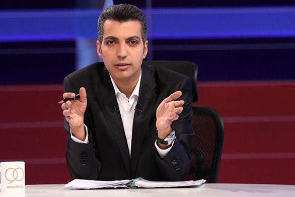 فردوسی پور دوباره در تلویزیون