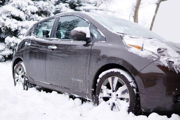 مشکل عجیب خودروهای برقی در هوای سرد