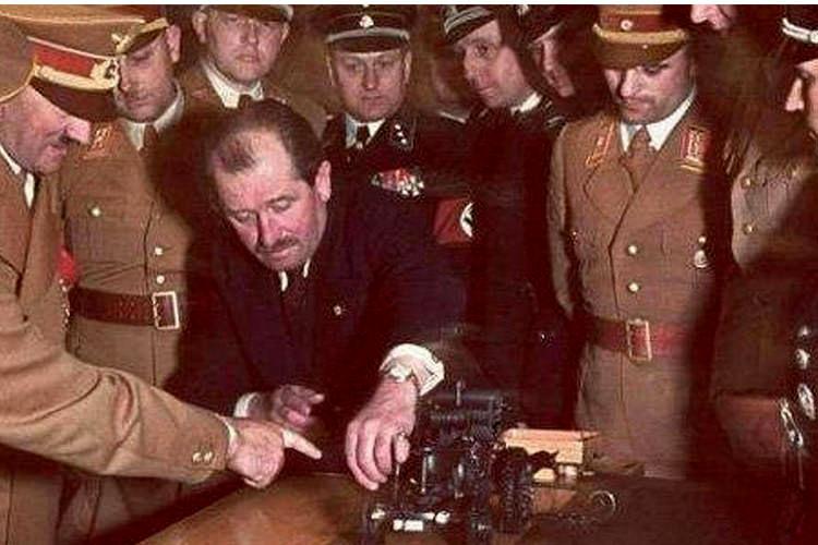 Porsche & Hitler