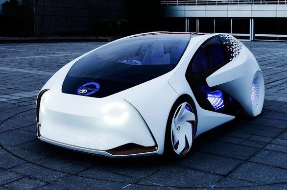 سرمایه گذاری جدید 550 میلیون دلاری تویوتا روی خودروهای خودران