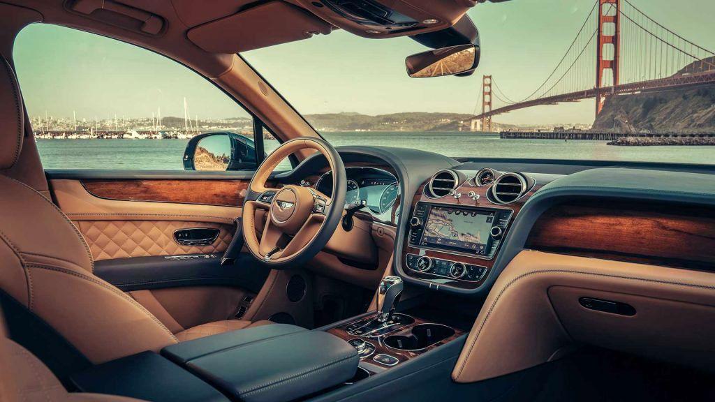 نگاهی به مدل 2020 خودروی هیبریدی جدید بنتلی بنتایگا