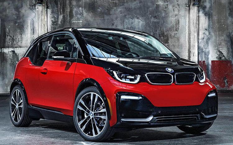 BMW i3 / بی ام و