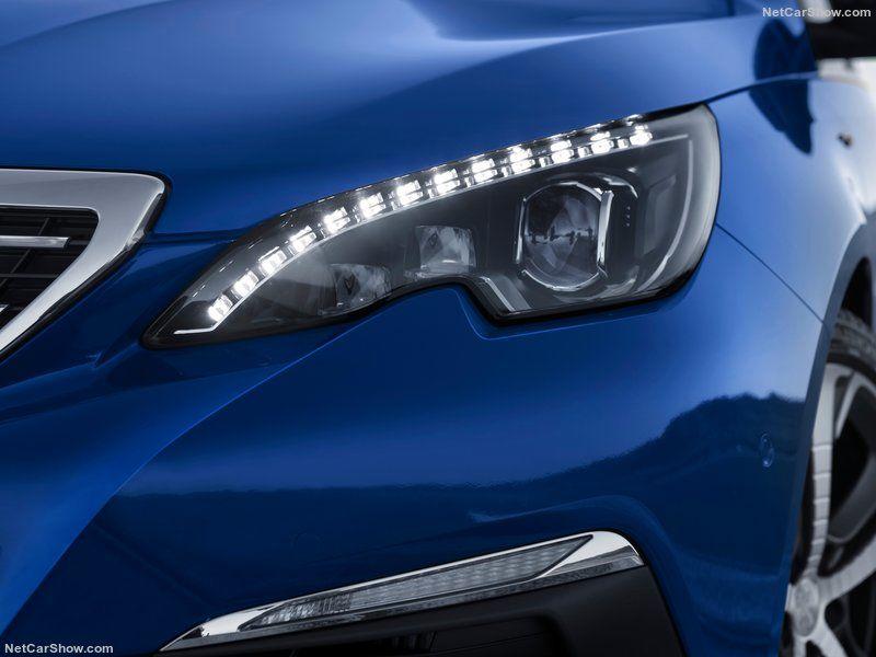 مدل جدید خودرو پژو 308 را ببینید
