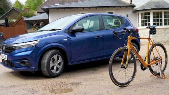 مقایسه دوچرخه و ساندرو از نظر جیمز می