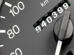 تشخیص دستکاری کیلومتر خودرو