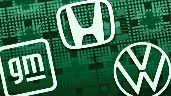 ادعای یک شرکت تایوانی برای حمل بحران کمبود تراشه خودروسازان