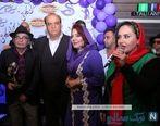 جشن تولد لاکچری زهره حمیدی (عکس)