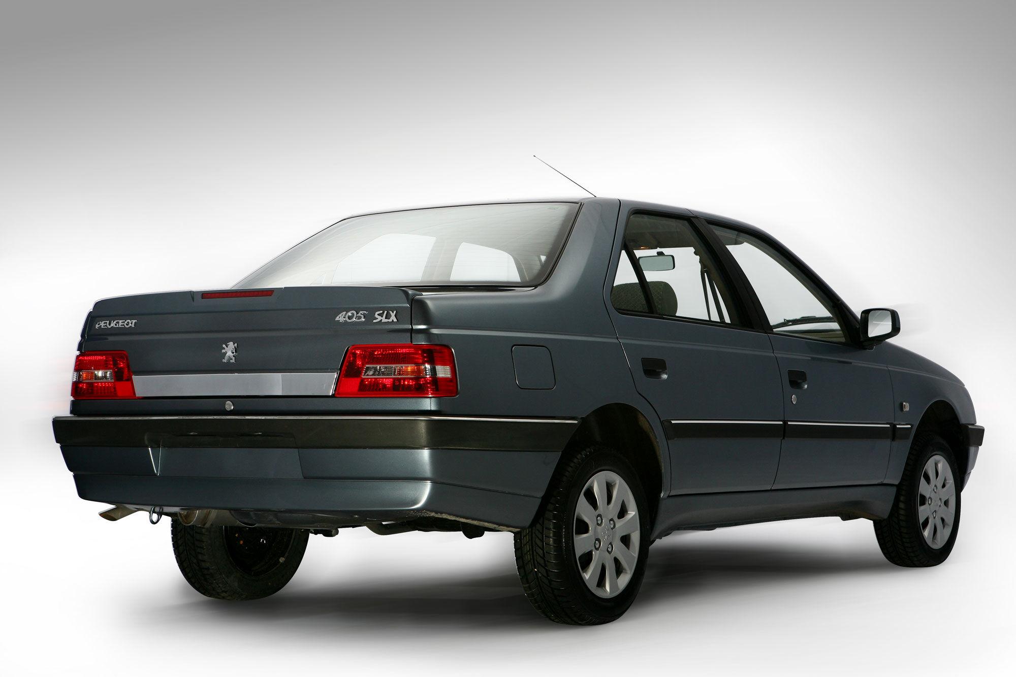 مقایسه پژو روآ با پژو 405 SLX + مشخصات فنی