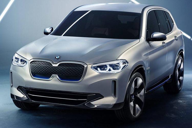 بی ام و / BMW iX3