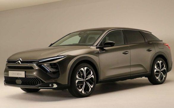 سیتروئن C5X مدل 2021 از راه رسید