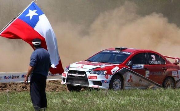 رالی / دومین پیروزی تویوتا در جدال سخت شیلی