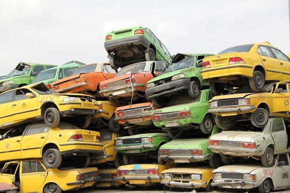 نگاهی به بازار متلاطم خودروهای اسقاطی