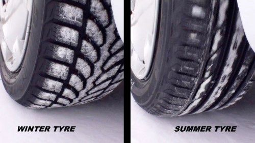 Use Summer Tires