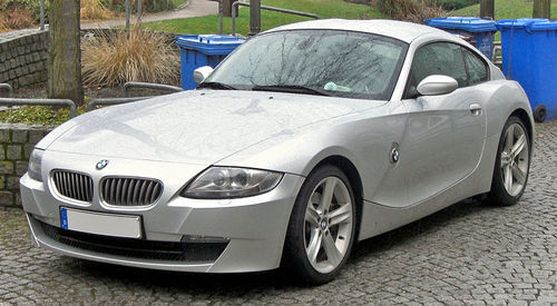 زد 4 کوپه مدل 2006
