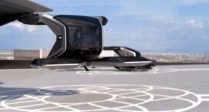 خودروی خودرانی که علائم حیاتی مسافران را کنترل میکند +عکس