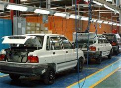کاهش چشمگیر تولید خودروهای دوگانه سوز