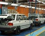 چند دستگاه خودروی ناقص در کارخانه ها وجود دارد؟