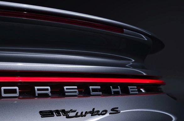معرفی پورشه 911 توربو S مدل 2021