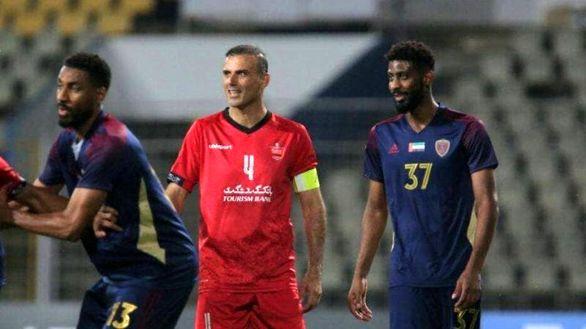 سوپرمن سرخ پوش ایرانی اولین گلزن لیگ قهرمانان آسیا 2021