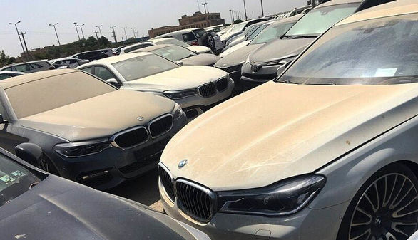 پرونده خودروهای مانده در گمرک هنوز بسته نشده است