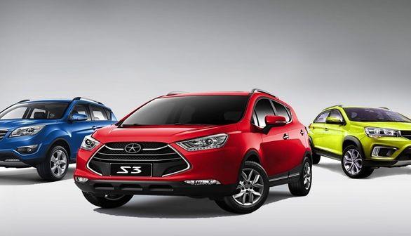 منتظر چه خودروهای چینی جدید در کشور باشیم؟