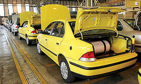 بررسی دلایل افزایش قیمت سرسام آور خودروهای گازسوز