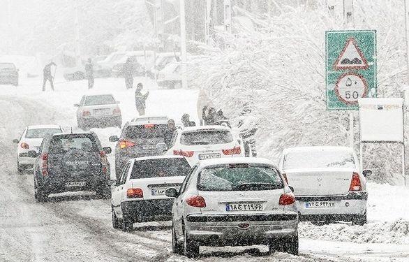 نکات ساده ولی حیاتی برای رانندگی در جاده های برفی و یخ زده