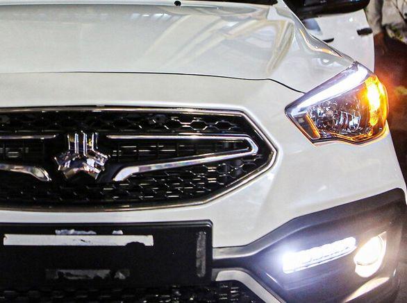 2 خودرو کراس سایپا امسال به تولید انبوه می رسند