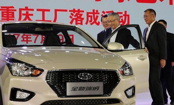 چرا هیوندای بازار چین را از دست داد؟