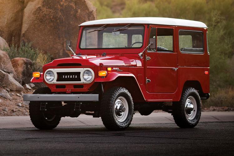 Toyota Land Cruiser 1970