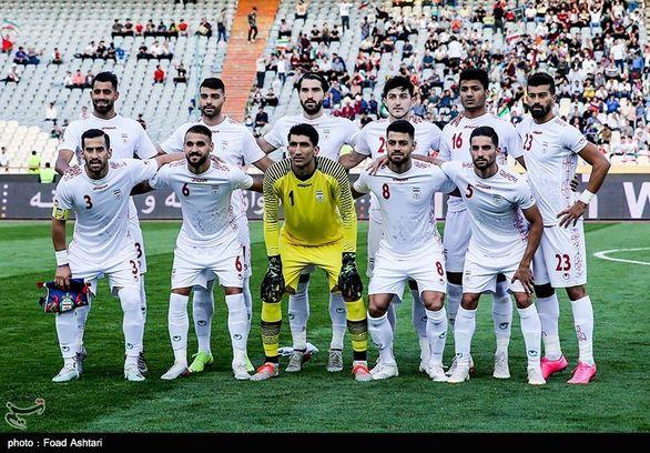 حریف عجیب و ضعیف ایران در تعطیلات فیفا دی!