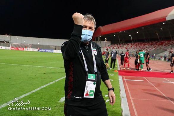 اسکوچیچ روی نیمکت تیم ملی فوتبال ایران باقی ماند