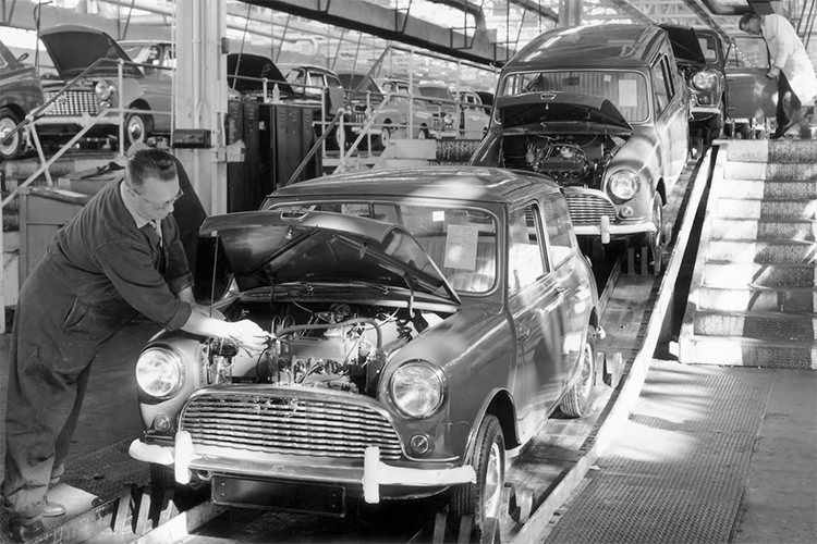 mini classic factory