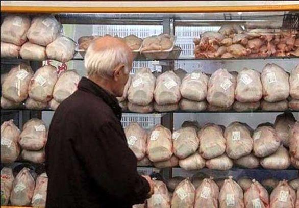مرغ بالای ۱۱ هزار و ۵۰۰ هزار تومان نخرید