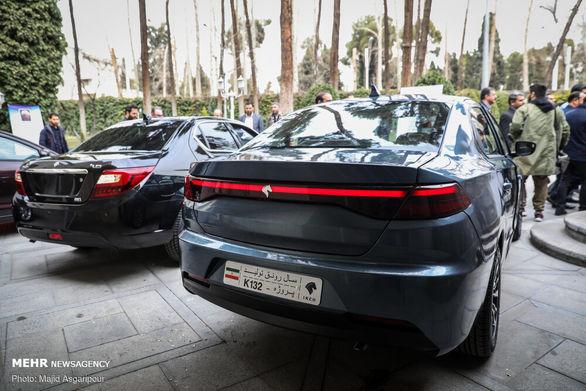 9 خودرو جدید و ارتقا یافته ایران خودرو برای 99 تا 1401